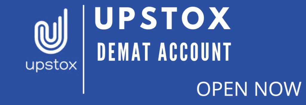 open upstox demat