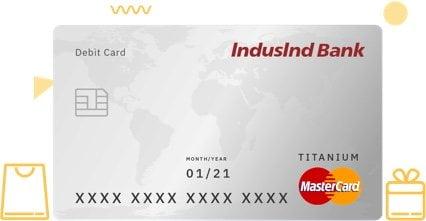 Titanium Debit Card Free